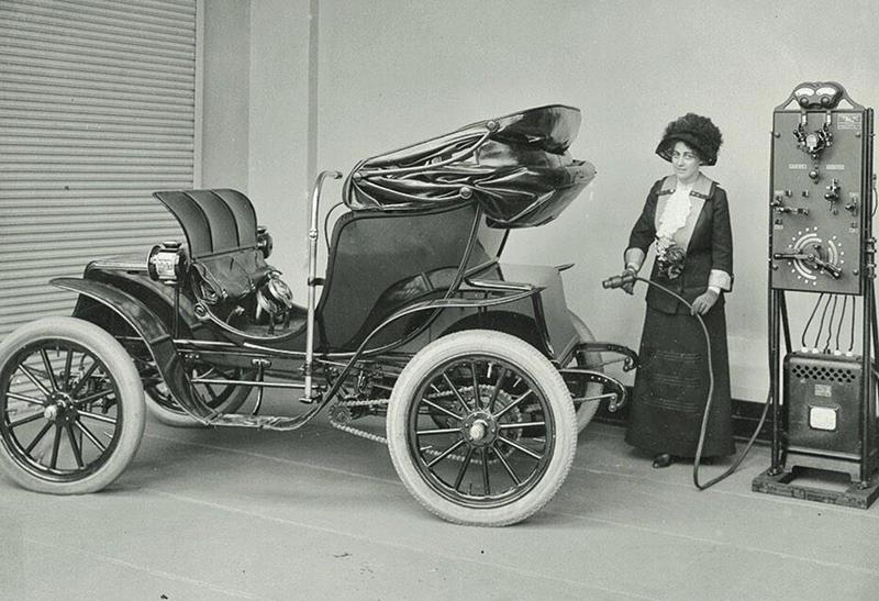 son los vehiculos eléctricos la solución del futuro... o del pasado? Los vehículos eléctricos, un invento que olvidamos, por culpa del petróleo. Screen Shot 2018 03 29 at 8