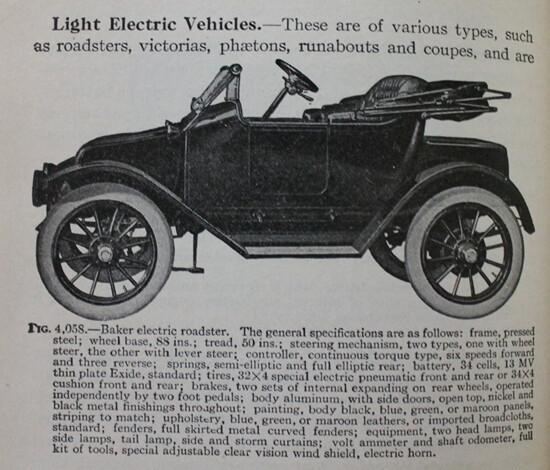 son los vehiculos eléctricos la solución del futuro... o del pasado? Los vehículos eléctricos, un invento que olvidamos, por culpa del petróleo. hawkins4