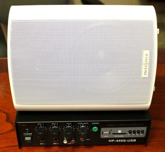 Sistema de voceo anti-feedback de bajo costo para Elastix Sistema de voceo anti-feedback de bajo costo para Elastix paging system elastix