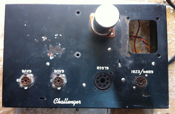 Vintage amp overhaulin' Vintage amp overhaulin' oldamp3