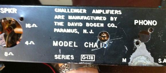 Vintage amp overhaulin' Vintage amp overhaulin' oldamp4