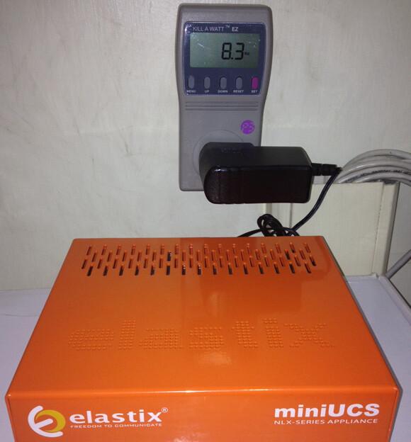 Haciendo funcionar un Elastix miniUCS con energía solar Haciendo funcionar un Elastix miniUCS con energía solar miniucs power watts