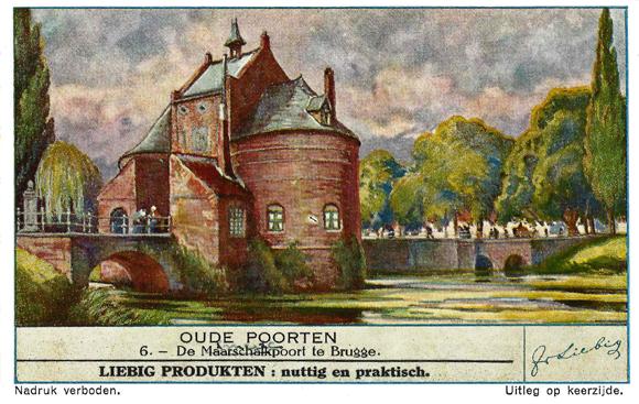 liebig_castle5 Las maravillosas pinturas del extracto de carne Liebig (serie castillos) Las maravillosas pinturas del extracto de carne Liebig (serie castillos) liebig castle5