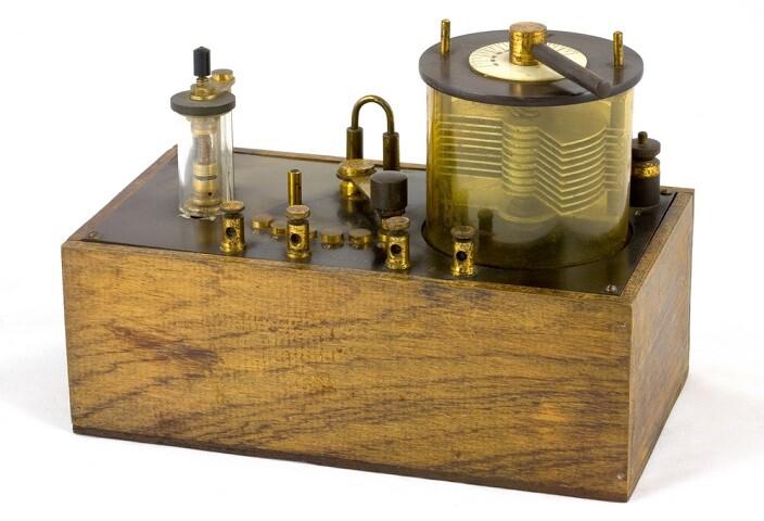 galena {focus_keyword} Cosechando energía de ondas de radio. Tecnología del futuro... o del pasado? galena