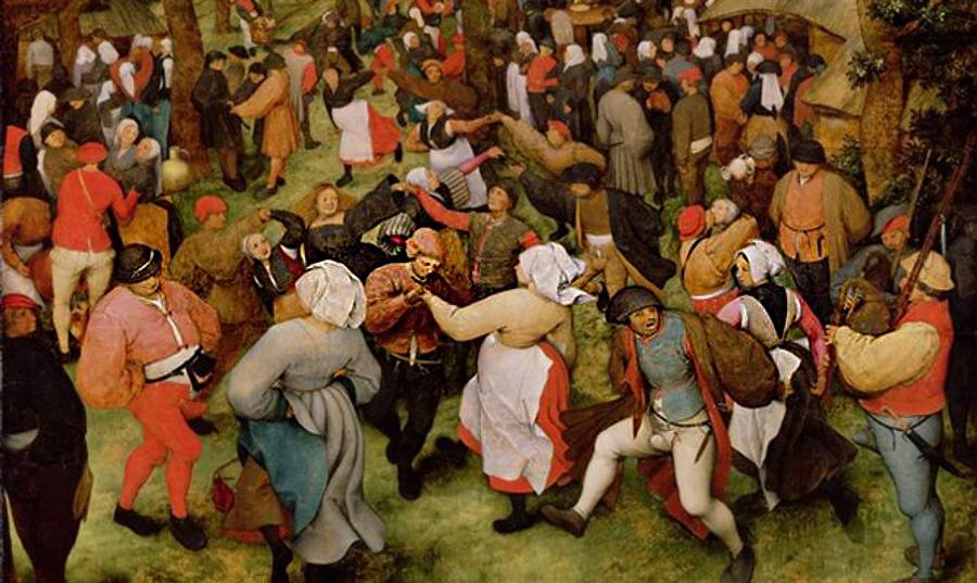 {focus_keyword} La plaga del baile de 1518, el flautista de Hamelin y las tarántulas dancing