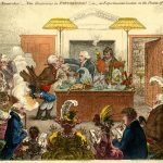 Las extrañas fiestas para inhalar anestesia de principios del siglo XIX