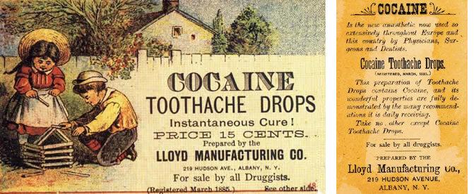 {focus_keyword} De cuando nos lavábamos los dientes con pasta radioactiva y tomábamos Coca-Cola con cocaína cocaine