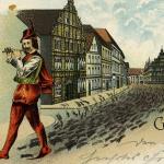 La plaga del baile de 1518, el flautista de Hamelin y las tarántulas